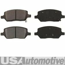 REAR SEMI-METALLIC BRAKE PADS - BUICK TERRAZA 2005-2007