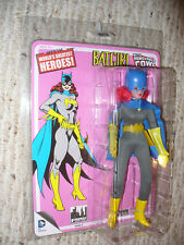 """Official World's Greatest Heroes 8"""" Fig Toy Co Series 3 Removable Cowl Batgirl"""