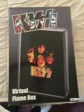 KISS SPENCERS SIGNATURES NETWORK VIRTUAL FLAME BOX KISS CATALOG 2003