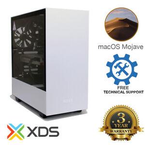 i9 9900K 5.0GHz 8 Core, 64GB 3000MHZ,2TB M2.0,8GB RX580, TB3 Hackintosh Mojave
