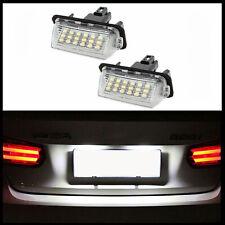 Für Toyota Auris Avensis Camry Corolla Verso Yaris LED Kennzeichenbeleuchtung