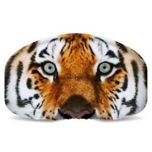 BlackStrap Goggle Cover for Protecting Ski / Snowboard Goggle Lens Optics Tiger