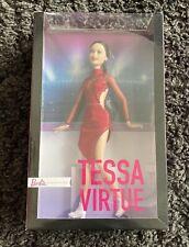New listing TESSA VIRTUE Canada Exclusive BARBIE ICE DANCING CHAMPION DOLL 2019 SHERO skate