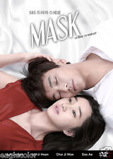 Mask Korean Drama (4DVDs) Excellent English & Quality!