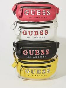 BNWT GUESS ORIGINALS Logo Belt Bag Fanny Pack Classic Mini Waist Bag