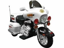 Npl Patrol H. Police 12v Ride-On Motorcycle - Battery Powered - Npl0958