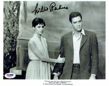 Millie Perkins Signed Wild in the Country Autographed 8x10 Photo PSA/DNA COA