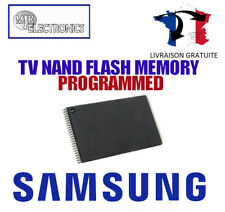 PROGRAMMED NAND FLASH MEMORY SAMSUNG BN41-01894A UE40EH6030