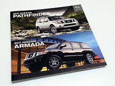 2011 Nissan Pathfinder Armada Brochure