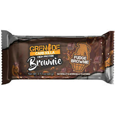 Grenade Carb Killa High Protein Fudge Brownie Bar - 12 Bars