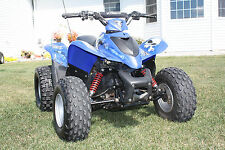 Kymco 90 or 50 A-arms & Shocks ATV +6 inch Widening Kit - Mongoose