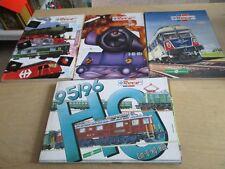 4 x ROCO Eisenbahn Große Kataloge 1992-1996