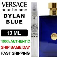 0625e935c0c8 VERSACE Pour Homme Dylan Blue Eau de Toilette EDT 10ml Men s Decant Spray  Bottle