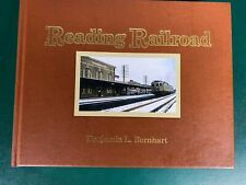 READING RAILROAD BOOK - RICHMOND BR., MAIN LINE, VALLEY FORGE - BERNHART