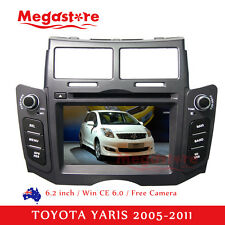 "6.2 "" Car DVD For TOYOTA YARIS 2005-2011 GPS Stereo Radio DVD Player head unit"