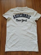 Abercrombie and Fitch Muscle T-shirt Mens Small