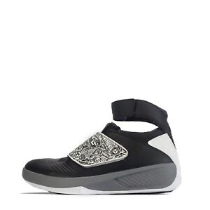 "Nike Air Jordan XX ""Playoff"" Men's Shoes in Black/White"