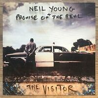 Neil Young + Promise Of The Real - The Visitor [VINYL LP]