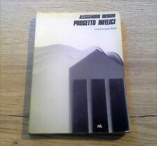 Alessandro MENDINI / Progetto Infelice / Design Disegno Architecture Italy 1983