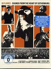 IN FLAMES SOUNDS FROM THE HEART OF GOTHENBURG DOPPIO CD + DVD NUOVO SIGILLATO