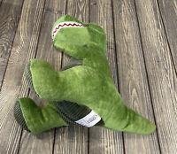 """Kohls Cares Green Plush Stuffed Animal Dinosaur Toy Baby Kid Toddler 12"""""""