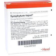 Symphytum injeel fiale 10 ST PZN 997022