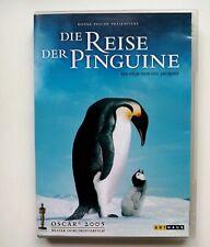 DVD Die Reise der Pinguine Oscar 2005 bester Dokumentarfilm Luc Jacquet Tierdoku