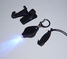 LRI FMP Photon Freedom LED Keychain Micro-Light, Purple Beam