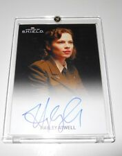 Marvel Agents of SHIELD Season 2 Autograph Trading Card Hayley Atwell as Carter