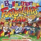Various - Ballermann Fußball Hits 2016 - CD NEU
