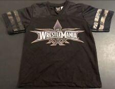 WWE Wreslemania XXX Jersey Top - Kids Youth Size Small (8) - WWF Wrestling