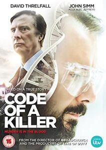 Code of a Killer [DVD][Region 2]