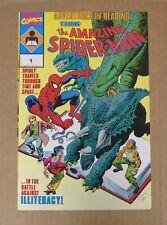 Marvel Comic Book Spider Man Kids Fictional Fantasy Books Super Hero 1963 vol.11