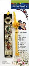 Traditional Korean reader Metal Bookmark - Phoenix3