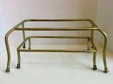 Southern Living Huntingdon Somerset Stands Bronze Tone set of 2 Platter stand