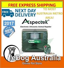 NEW ASPECTEK ULTRASONIC DEVICE DOG ANTI BARK CONTROL STOP NEIGHBOUR DOG BARKING