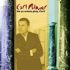 CARL PALMER - DO YOU WANNA PLAY,CARL? THE CARL P 2 CD NEW