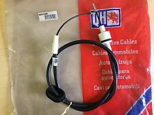 FORD TRANSIT 1600 OHC 1.6 STANDARD CLUTCH 1986-1988 CLUTCH CABLE QCC1299