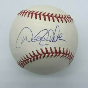 Derek Jeter Signed Autographed Rawlings Official MLB Baseball New York Yankees