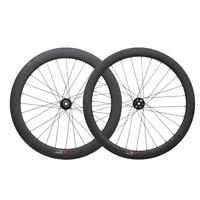 38/50mm Cyclocross Carbon Wheelset DT Disc brake Clincher 700C Road Bike UD Matt