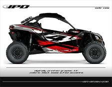 IPD GH2 Design Graphic Kit for Can-Am Maverick X3
