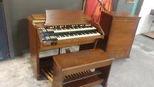 Hammond C3 organ with Leslie Speaker 122