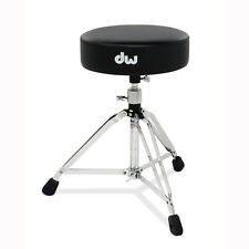 DW Drum Workshop DWCP5100 5000 Series Throne with Oversized Locking Nuts +Picks