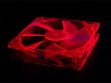 ACE 120MM UV RED REACTIVE FAN -MODEL :DFC122512M