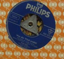 """Heidi Bruhl (7"""" Vinilo) fue der viento Erzahlt-Phillips - 345 553-Alemania-en muy buena condición/casi como nuevo"""