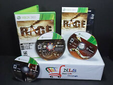 Xbox 360 Game Rage