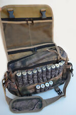Duck Hunting Shotgun Ammo Shell Range Bag Sachel Real Camouflage PINE WOODS CAMO