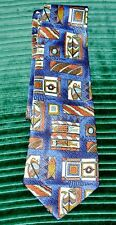 Alberto Perricci Handmade Silk Tie. Imported Italian Silk, Handmade
