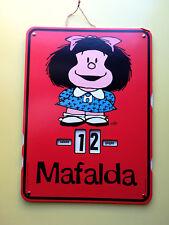 MAFALDA  CALENDARIO PERPETUO - NOVITA' -