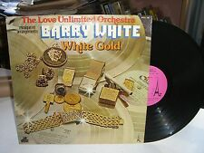33 TOURS / LP--BARRY WHITE--THE LOVE UNLIMITED ORCHESTRA--1974